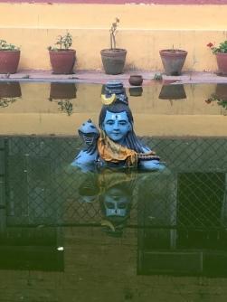 Kein Bad im Ganges.
