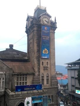 Turm in Darjeeling.