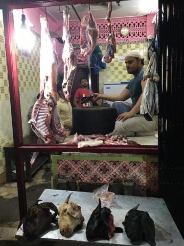 Islamischer Markt.