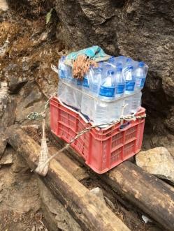 48 Liter bzw. Kg Wasser.