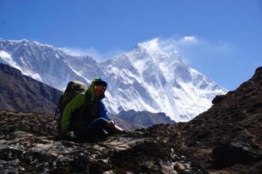 Isi & Lhotse (8516 Meter).