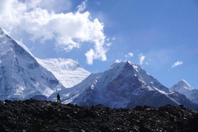 Island Peak (6189 Meter).