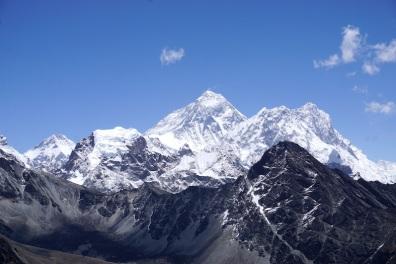Der Berg der Berge.