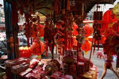 Chinesische Souvenirs.