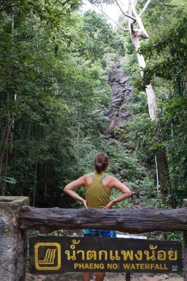 "Phaeng ""No""k Waterfall"