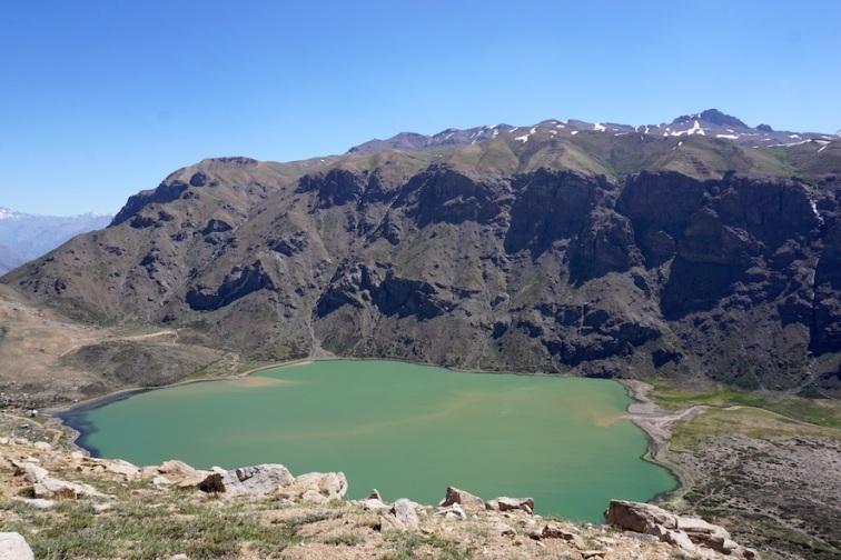 Laguna Ancanado.