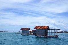 Fischerhütten.