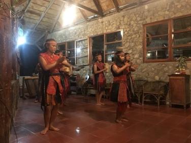 Traditioneller Tanz.
