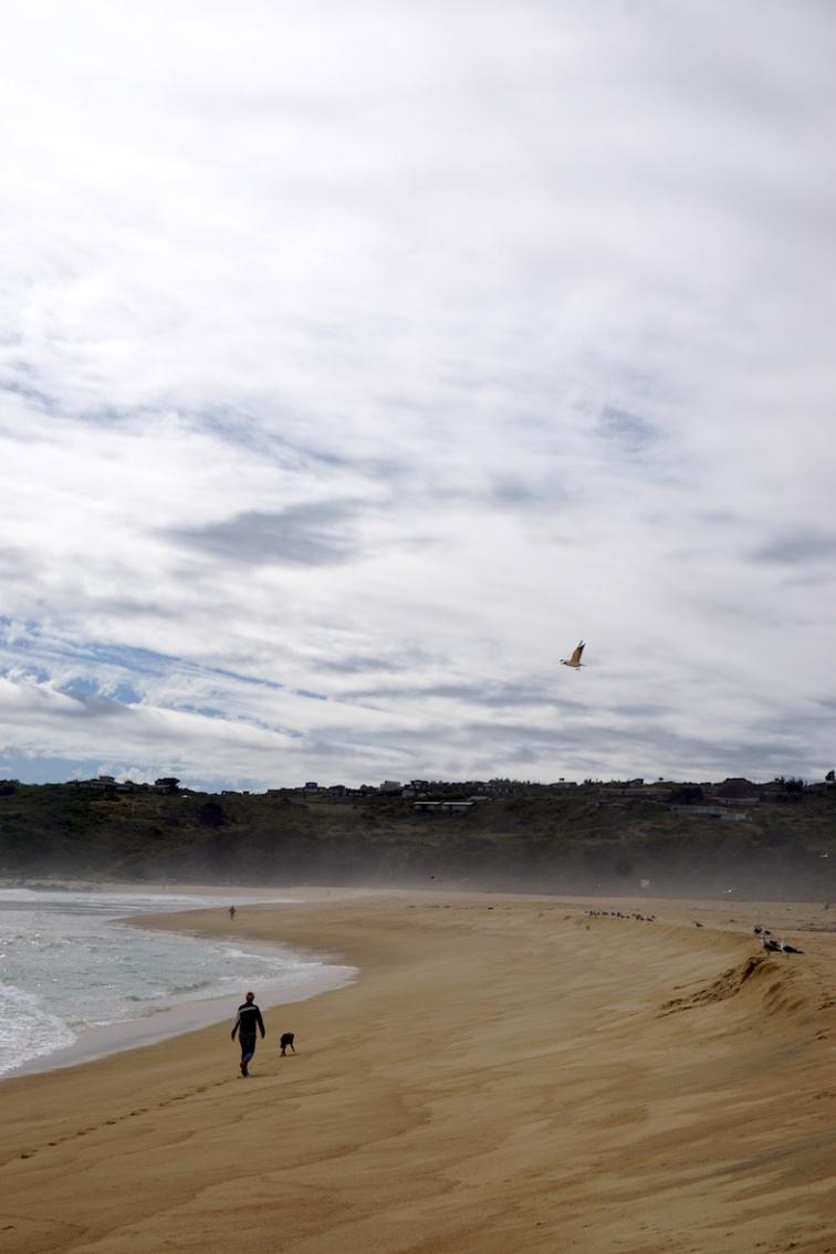 Noch mehr Strandzeit.