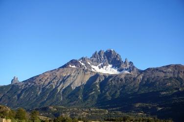 Der Cerro Castillo.