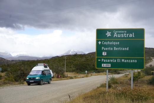 Die Carretera Austral.